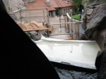 Refurbing the waterfall
