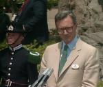 Frank Wells, CEO of Disney.